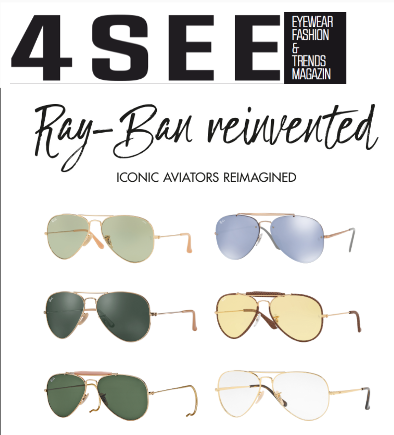 Ray Ban Reinvented